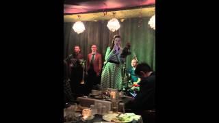 Анна Мушак - Джаз-бар 48 стульев - 13.02.2016