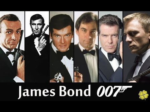 James Bond 007   Theme Songs From 1962 To 2020