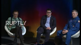 """LIVE   Starmus Festival  RT presents """"Space Journalism 360  New Era"""" with Larry King"""