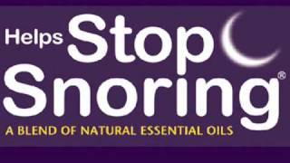 Helps Stop Snoring- Silent Night
