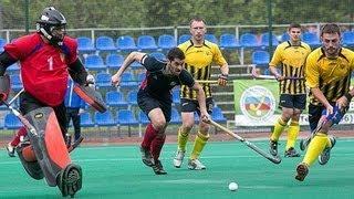 Ukraine v Czech Republic - Hockey World League Round 2 Elektrostal: Day 2