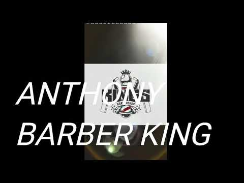 ANTHONY BARBER KING