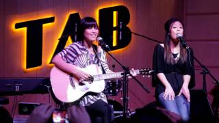 Jayesslee - Officially Missing You (Live in Singapore @ Tab)