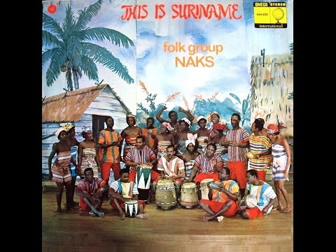 Folk Group NAKS_This Is Suriname (Album) 1976