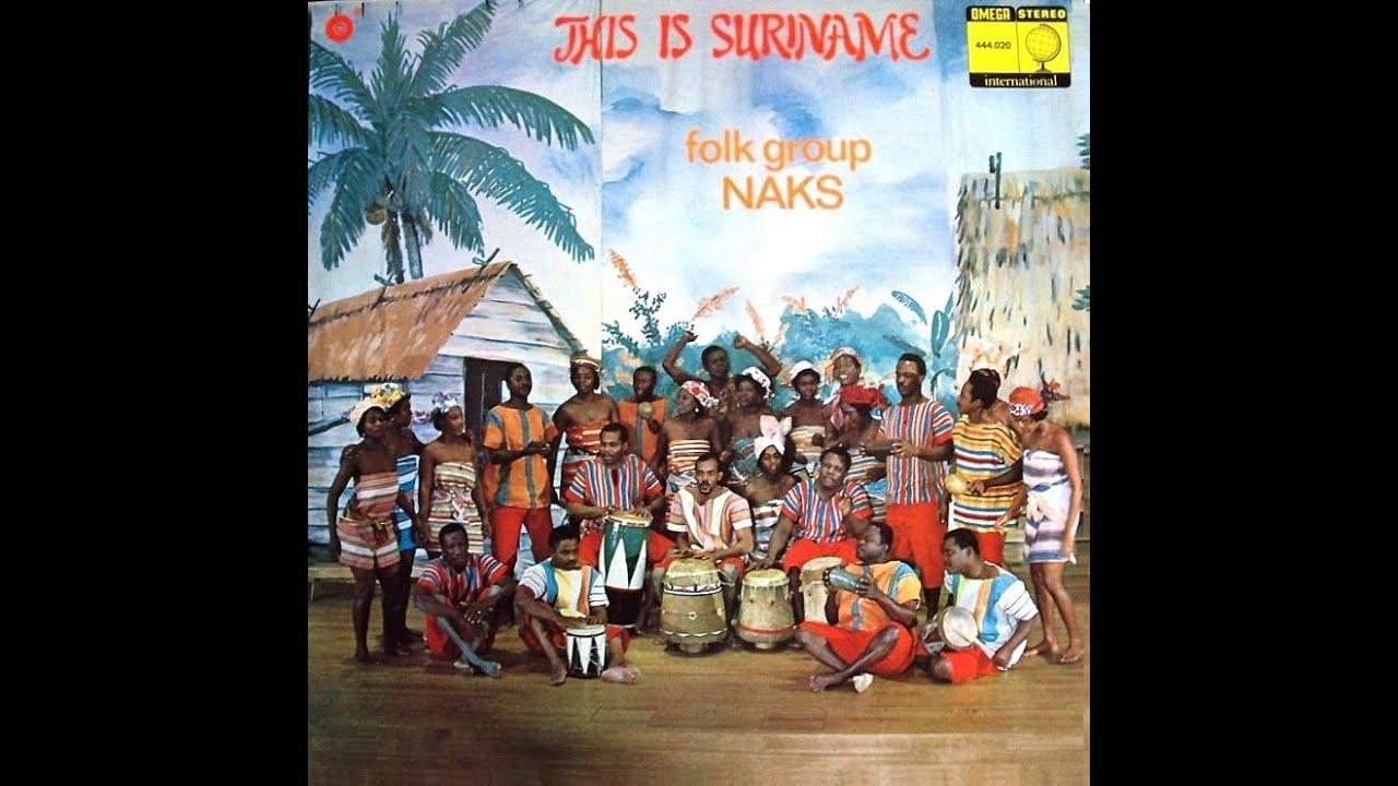 Download Folk Group NAKS_This Is Suriname (Album) 1976