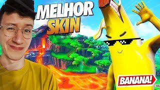 THE BEST SKIN OF THE NEW BATTLE PASS-FORTNITE SEASON 8