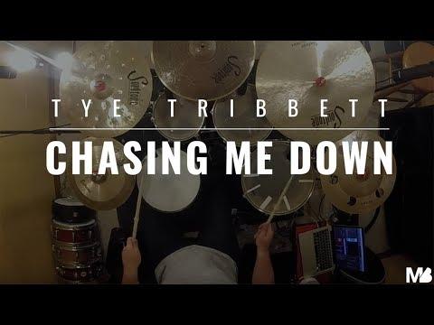 Israel & New Breed (Ft.Tye Tribbett) - Chasing Me Down - Drum Cover