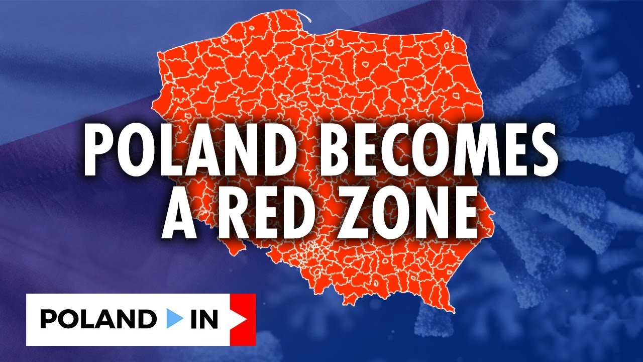 POLAND BECOMES A RED ZONE – Poland In