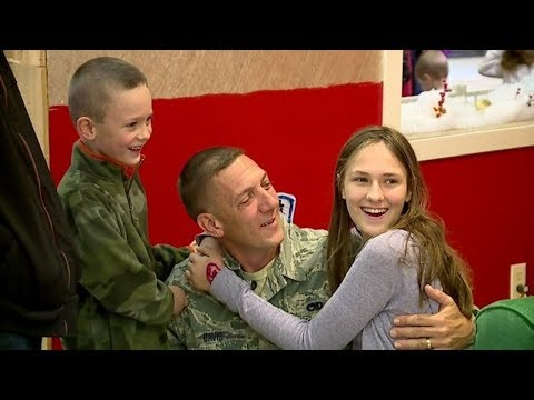 🔴 Soldiers Coming Home Surprise Compilation 79
