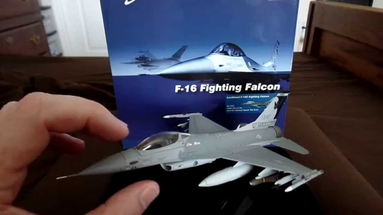 Hobby Master F 16c In 1 72 Scale Youtube