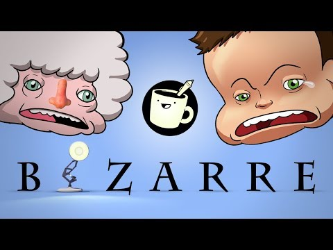 Knock-Off Pixar Characters