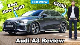 Audi A3 review - better than a Golf, 1 Series or A-Class?