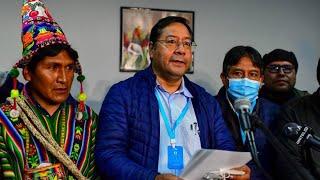 Luis Arce gewinnt Präsidentschaftswahl in Bolivien