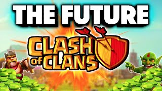 Clash of Clans - THE FUTURE OF CLASH OF CLANS! What's Next for the Game and is it Dying? Clash Rant