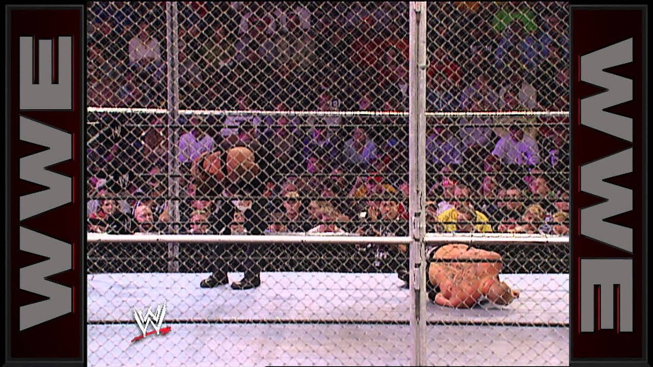 Download The Undertaker vs. Brock Lesnar - Hell in a Cell WWE Championship Match: No Mercy 2002