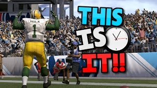 HULK MADE A PROMISE TO YOU!! ...and it came down to the last second! Madden 17 Superhero Series thumbnail