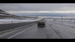 Gonzo test-drive on Crimea's new Mega-Highway!