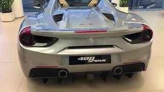 Ferrari 488 spider 2018 (Ragno)