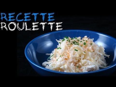 Recette : Salade de céleri diététique