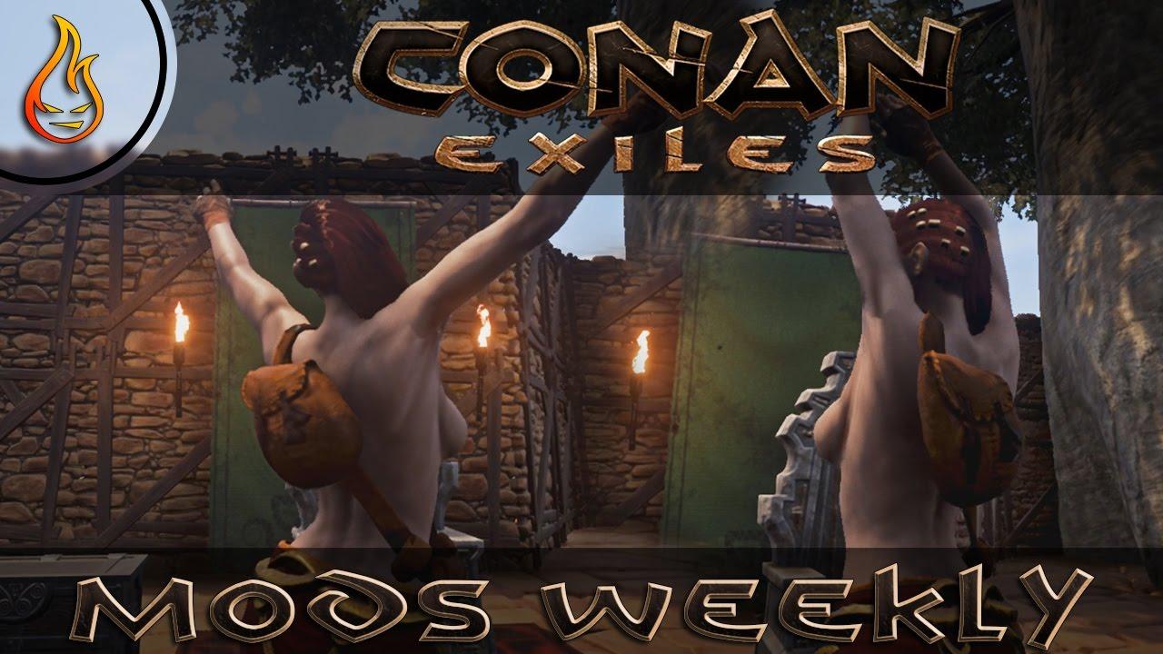 Conan Exiles Mods Weekly EP4