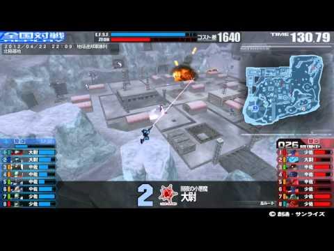戦場の絆 12/04/22 22:09 北極基地...