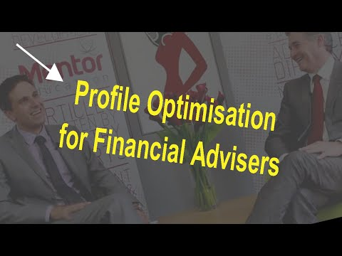 PROFILE OPTIMISATION | SOCIAL MEDIA FOR FINANCIAL ADVISERS & ACCOUNTANTS | Mod. 3