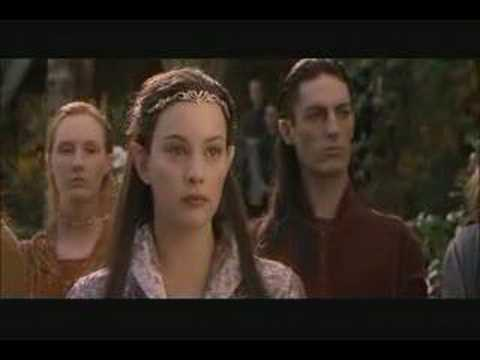 Let's Be Us Again- Aragorn/Arwen Music Video