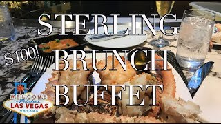 Sterling Brunch Buffet Las Vegas (All YOU CAN EAT LOBSTER)