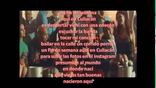 La Adictiva Banda San José de Mesillas - Un fin en Culiacán LETRA