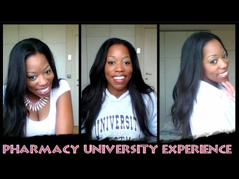 Pharmacy University Experience / Fac de Pharmacie