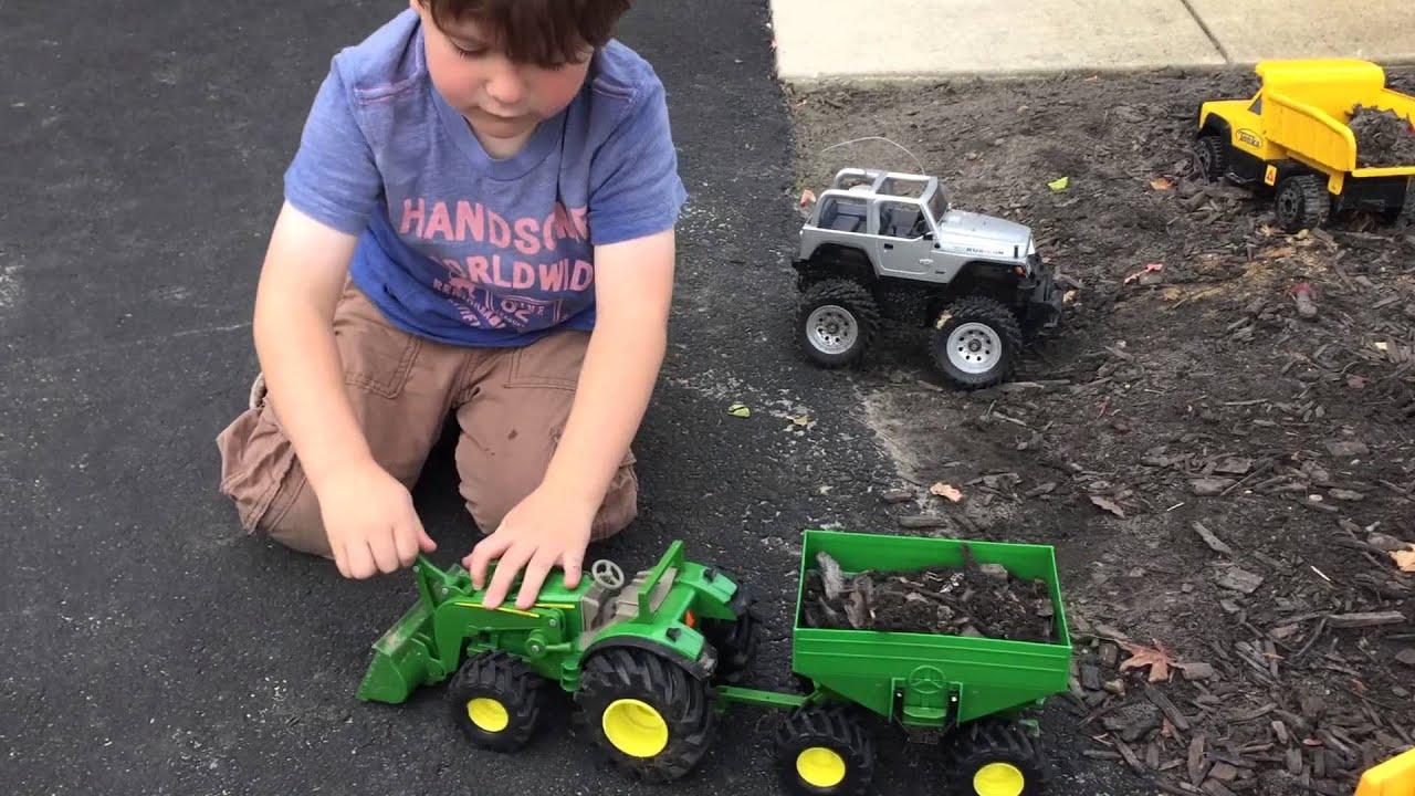Kids Toy Trucks By Tonka