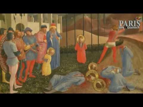 Expos Kusama à Beaubourg / Fra Angelico au musée Jacquemart-André