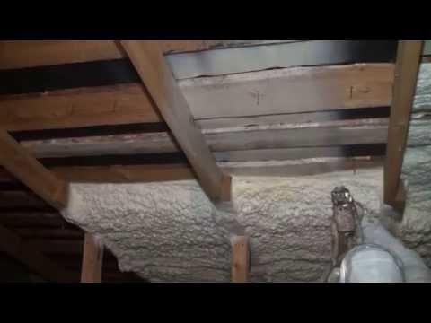 видео: Как утеплить крышу за 1 день