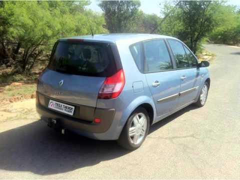 2004 renault scenic ii 2 0 16v expression auto for sale on auto trader south africa youtube. Black Bedroom Furniture Sets. Home Design Ideas