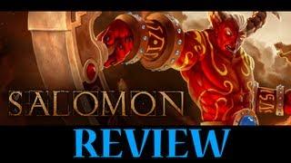 smZ 381 Salomon Rework  HoN Review