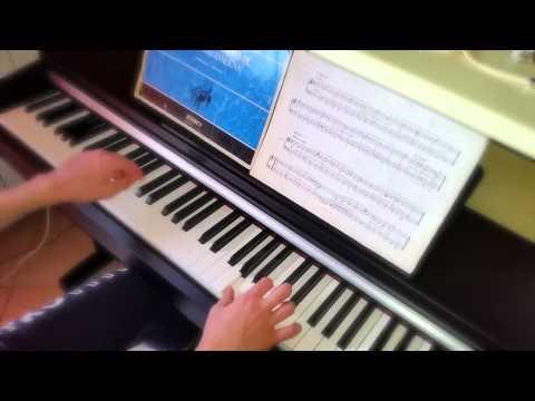 J.S. Bach - Corale Calmo (24 pezzi dal libro di Anna Magdalena) by Mattia Farao