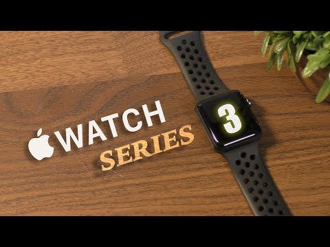 Apple Watch Series 3 (GPS) Review   Nike+ Space Gray Edition
