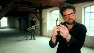 Sennheiser e 608 - Brass Dynamic Microphone - Live Recording