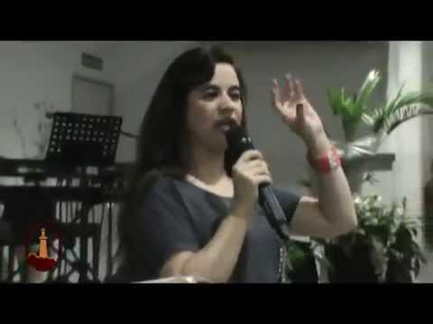 """Iglesia El Faro - Reunión de Jóvenes - Carolina Castillo - """"¡A cruzar el Jordán!"""" - 07/02/2015"""