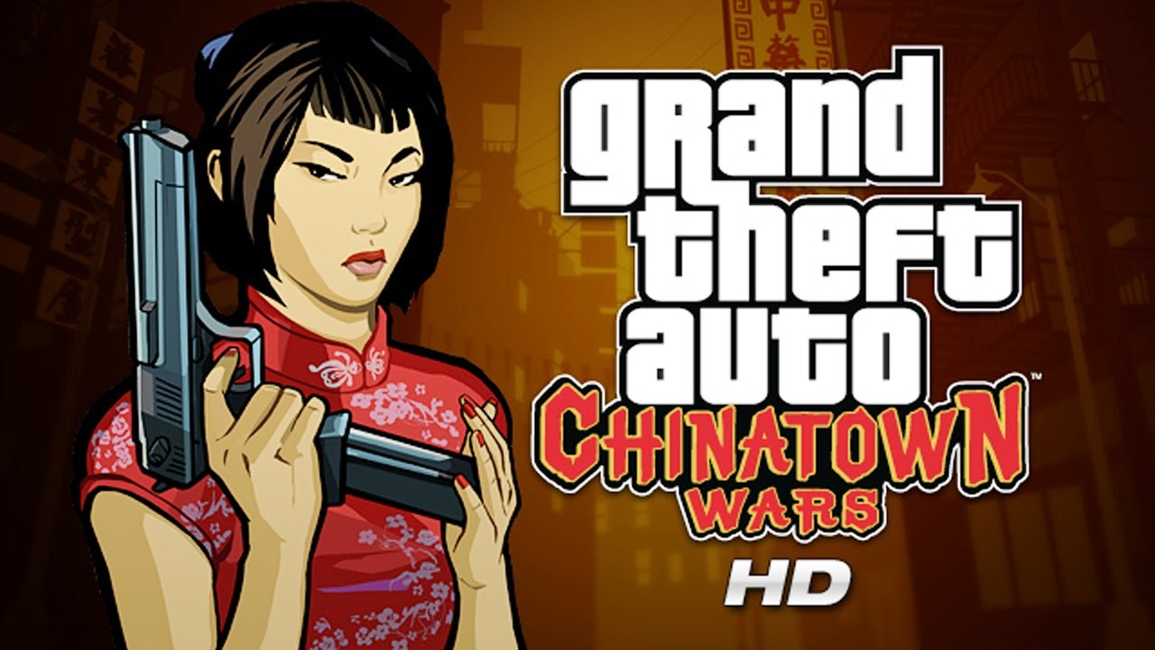 Grtheft Auto Chinatown Wars Lite - Free downloads and ...