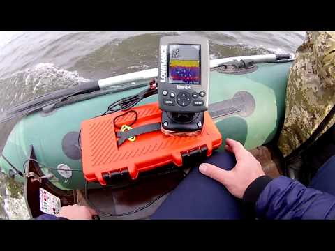 Подставка под Эхолот в лодку ПВХ |  Изготовление крепления под эхолот Lowrance ELITE 3 X