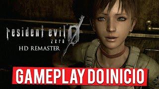 Resident Evil 0 : HD Remaster - Gameplay do Início (PC Gameplay PT-BR Português)