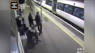 Watch the horrific moment a teen throws acid at 5 friends in UK