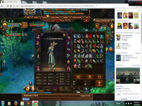 Juegos Online Alas Del Destino 1 Rpg Youtube