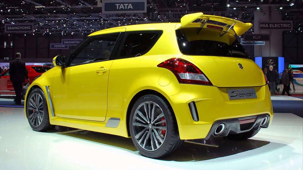 Suzuki Swift Tuning Cars