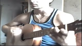 Я жить так не могу Песня под гитару