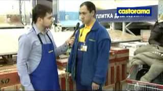 Артур Базинян   Съемка рекламного ролика для гипермаркета  Сastorama  г  Москва