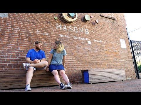 Exploring Downtown Huntsville!