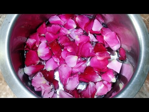 Amazing Benefits Water of Rose for Health and Beauty!