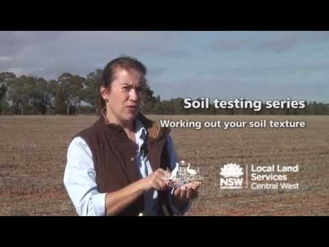 How to test your soil - texture (sand, silt, clay composition)